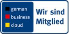 Cloud CRM: Mitglied German Business Cloud