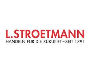 Kundenrefrenz GEDYS IntraWare: Logo von L.Stroetmann