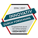 GEDYS-IntraWare Innovativ durch Forschung 2016-2017