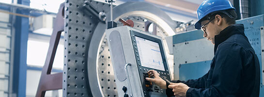 Customer Reference Rekers Machinery and Plant Engineering, header image
