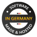 "Unsere Software ist ""Made and Hosted in Germany"""