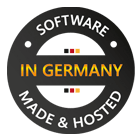 """Our software is """"Made and Hosted in Germany"""""""