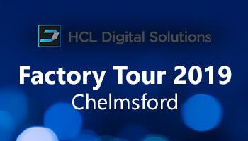 HCL-Blog: Beitragsbild HCL Factory Tour, Episode 3, Chelmsford