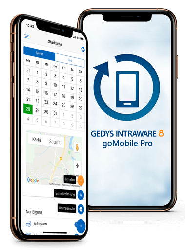 goMobile Pro CRM app for sales