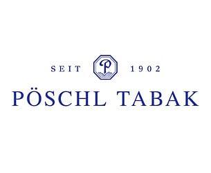 Kundenrefrenz GEDYS IntraWare: Logo von Pöschel Tabak