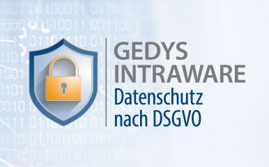 Post image GDPR GEDYS IntraWare