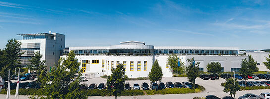 Kundenrefrenz Pöschl Tabak, Foto des Unternehmenssitzes