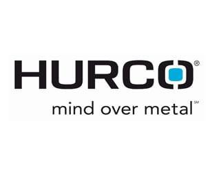 Reference Hurco Machine Tools, Logo Hurco