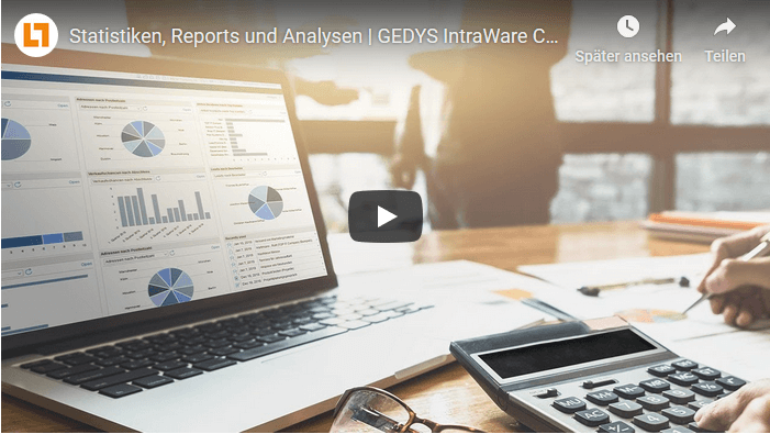 CRM-Reporting: Analyse Ihrer CRM-Daten 1