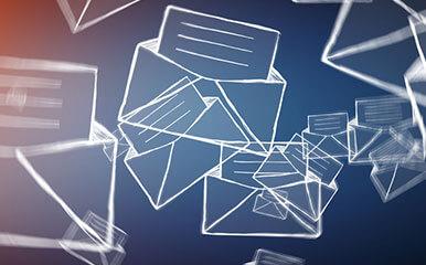 Blogartikel: Hat die E-Mail-Flut Sie bereits erfasst?