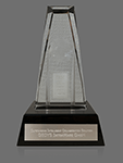 Foto des Finalist IBM Beacon-Award von GEDYS IntraWare
