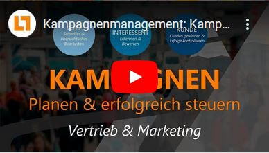 Video: Kampagnenmanagement: Kampagnen planen und steuern
