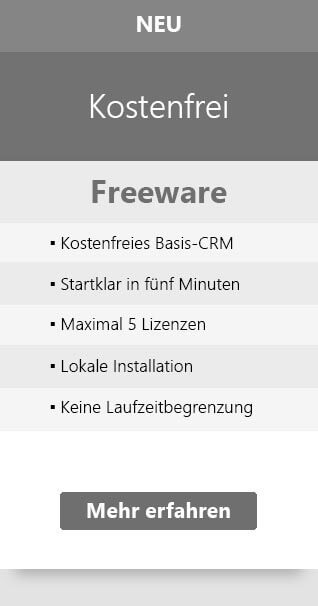 Preistabelle: Freeware
