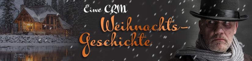 Eine CRM-Weihnachtsgeschichte, Blogbeitrag Titelbild, GEDYS IntraWare
