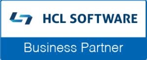 HCL Logo Business Partner