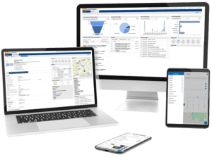 GEDYS IntraWare CRM-Software auf allen Devices