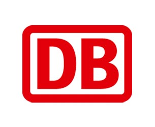 Customer reference GEDYS IntraWare: Logo of Deutsche Bahn