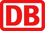 Kunden-Referenz DB: Logo Deutsche Bahn