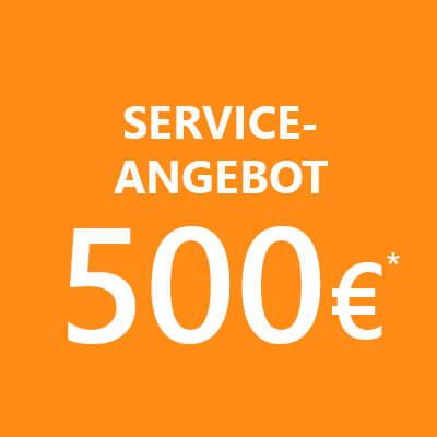 Domino Application Monitoring Icon Kreis mit Angebot 500 Euro von GEDYS IntraWare