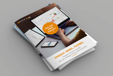 Flyer download all-in-one package from GEDYS IntraWare