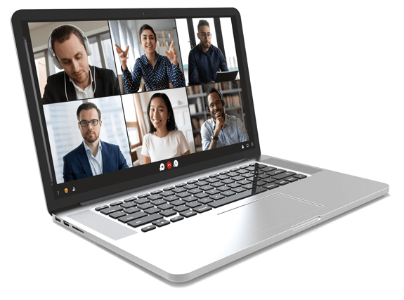 Home-Office: Laptop für Videokonferenz nutzen, GEDYS IntraWare