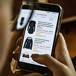 Service: Teaser-Bild zu E-Commerce